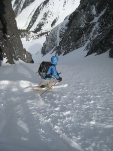 Dropping into Ophir